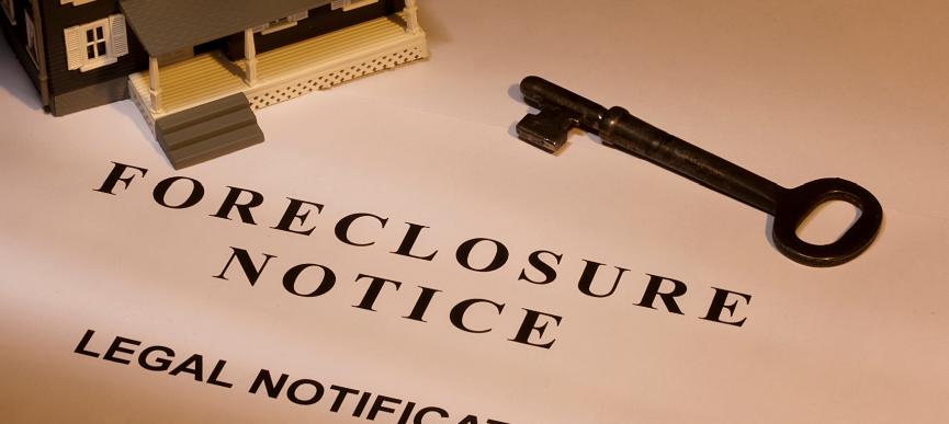 Avoid foreclosure in California